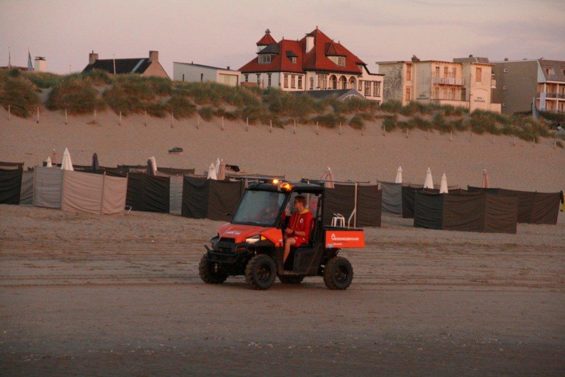 Zoekactie naar twee vermiste personen Noordwijk