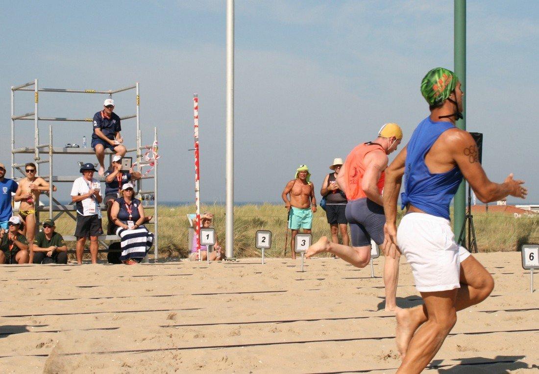 Tweede wedstrijddag Interclub Teams Open WK Lifesaving 2016 (middag)