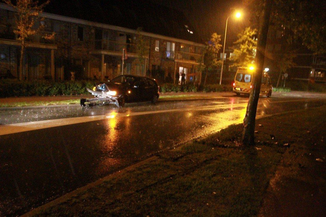 Ongeval Maandagsewetering Noordwijkerhout