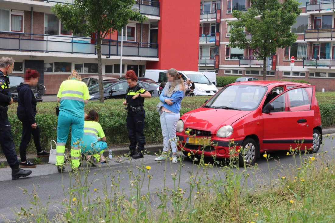 Ongeval Hoorneslaan Katwijk
