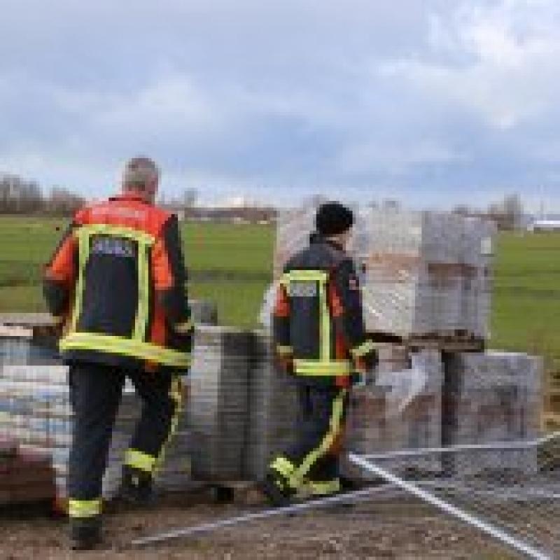 P2 Dier in problemen Bollendreef Voorhout