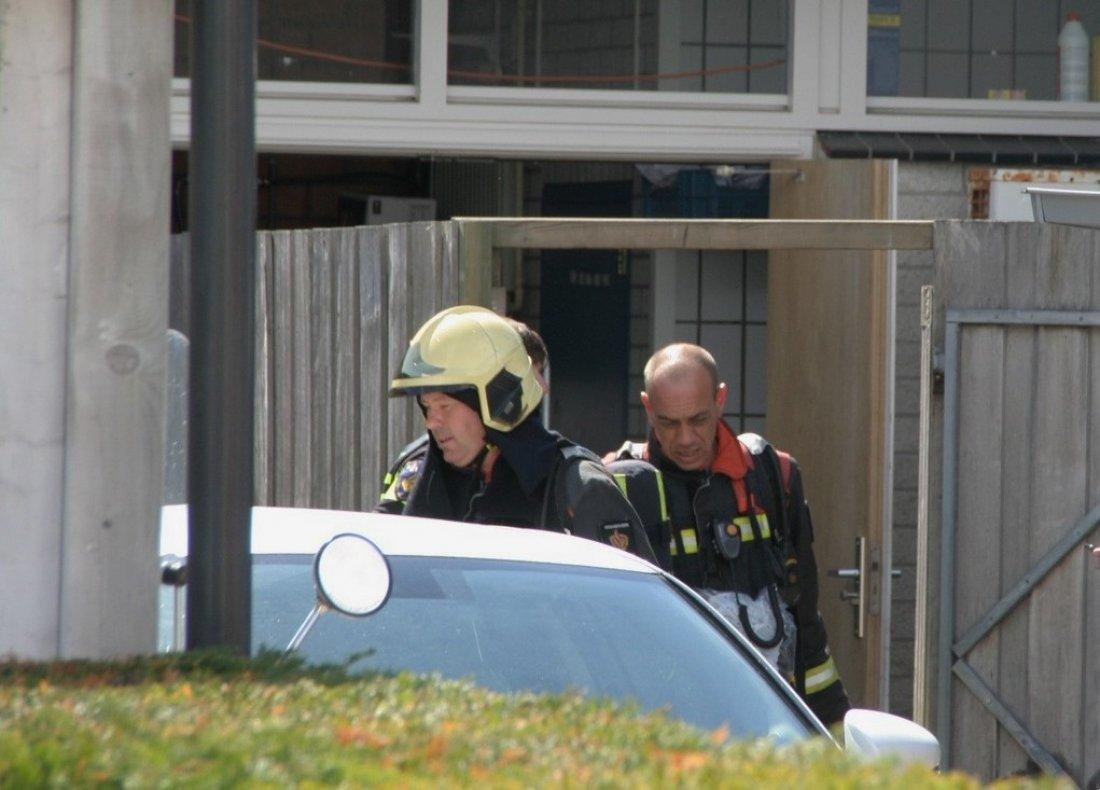 Nacontrole brand Kraaierslaan Noordwijk