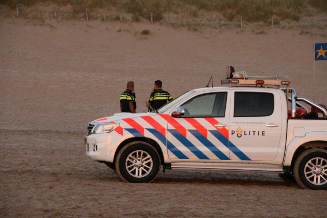 Grote zoekactie naar twee vermiste personen Noordwijk (Update)