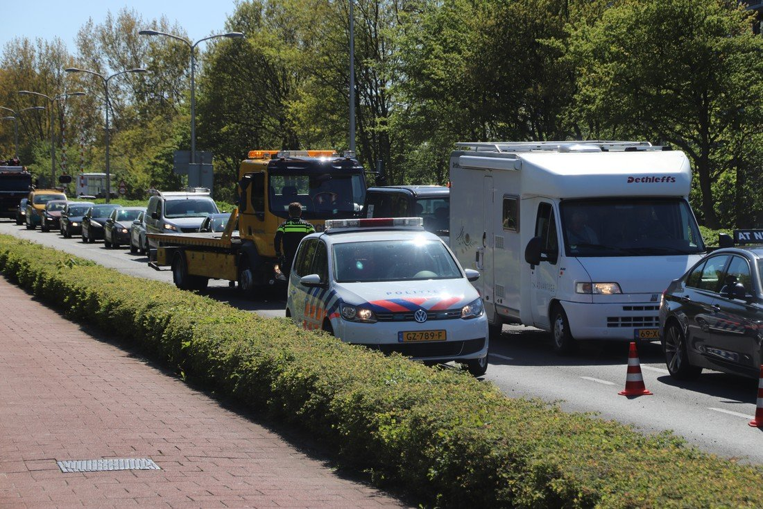 Ongeval Biltlaan Katwijk