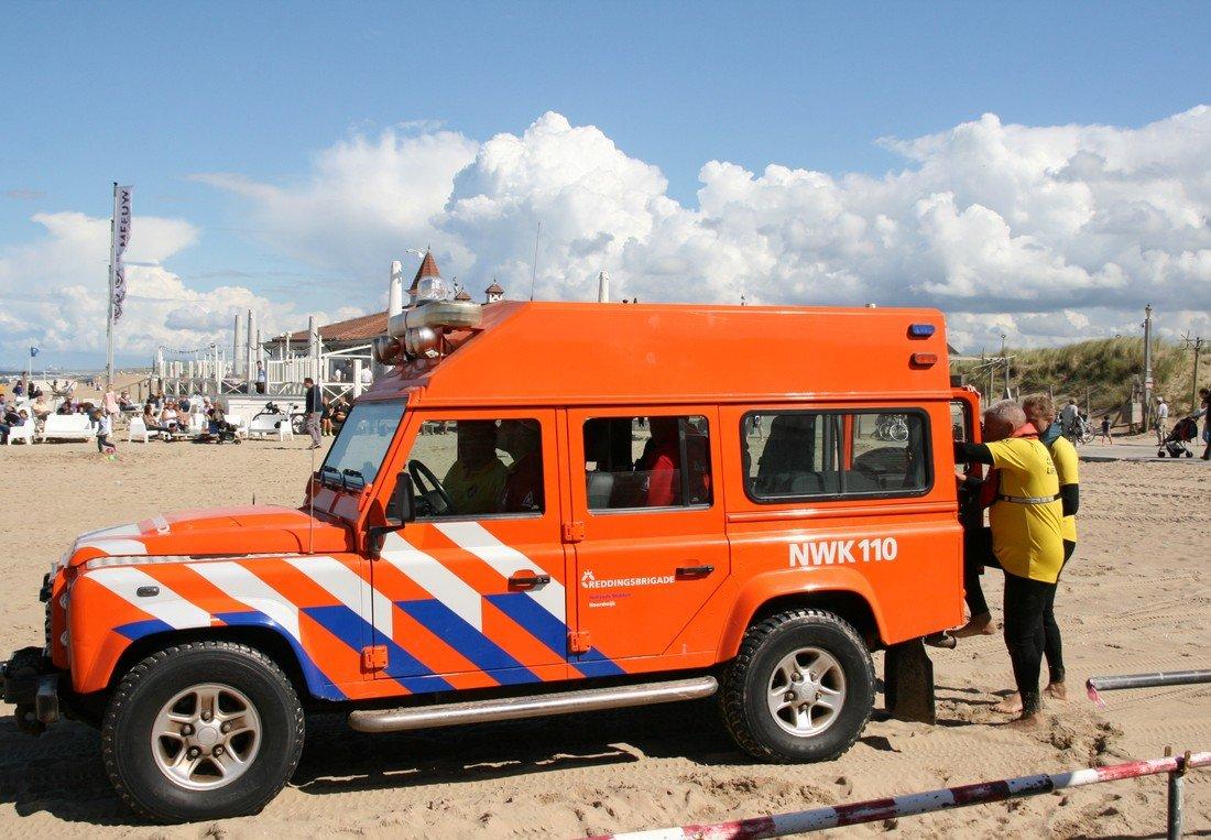 Examens Reddingsbrigade Noordwijk