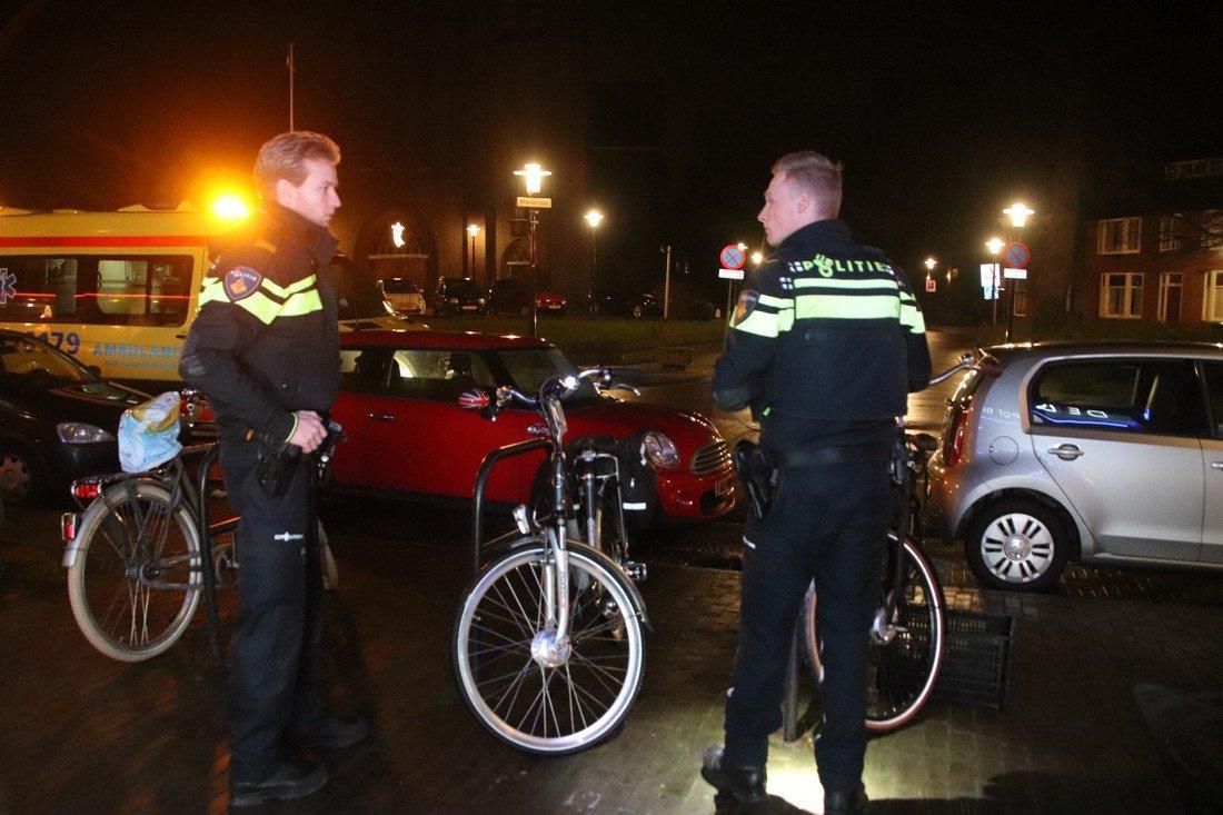 Ongeval fiets/fiets Hoofdstraat/Mariastraat Hillegom