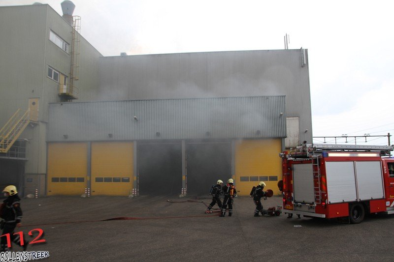 Brandgerucht Vab Duin- En Bollenstre 's-gravendamseweg - N44 77 Voorhout