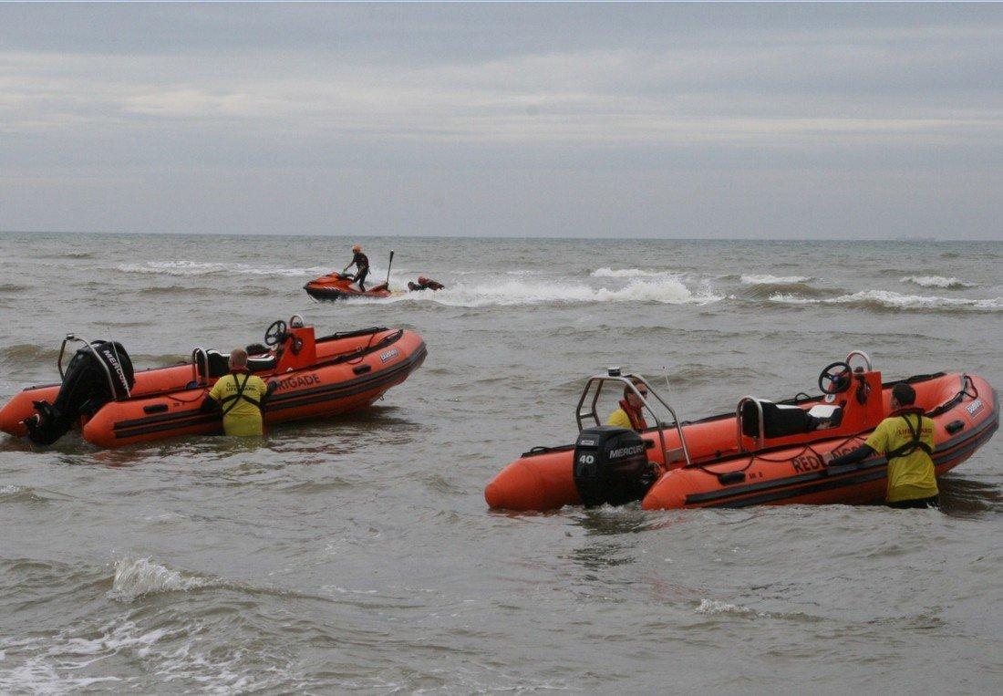 Persbericht Katwijkse Reddingsbrigade ivm het verwachte zomerweer