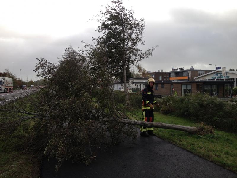 Stormschade (bomen) (VK: ) Van Pallandtlaan - N208 Sassenheim