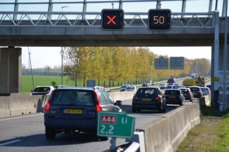 P 1 Ongeval wegvervoer letsel (beknelling zwaar) (VK: 31) A44 L 2,2 Nieuwe Vennep