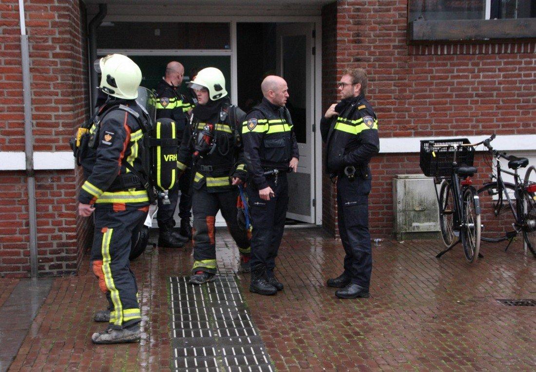 Diverse hulpdiensten opgeroepen voor koolmonoxide melding Hoofdstraat Valkenburg