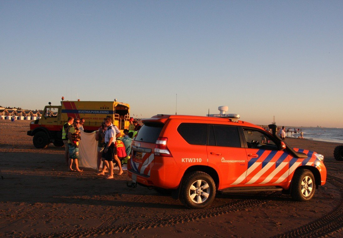 Katwijkse Reddingsbrigade kijkt tevreden terug op het zomerseizoen 2016