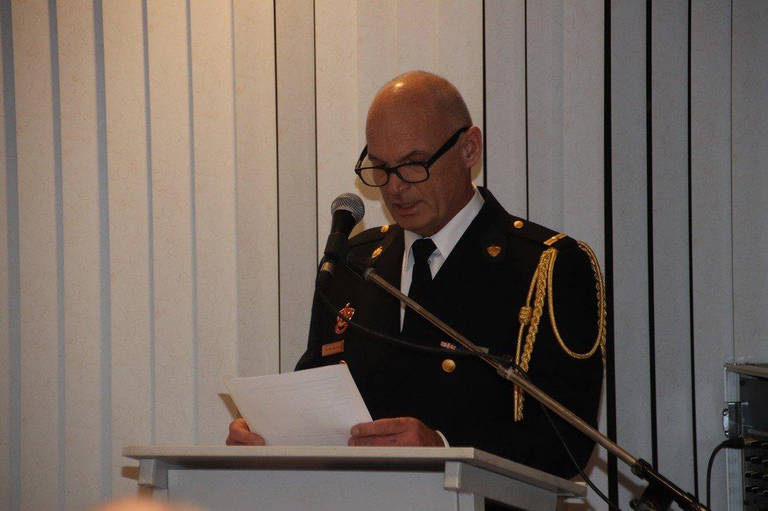 Korpsavond Korps Noordwijkerhout