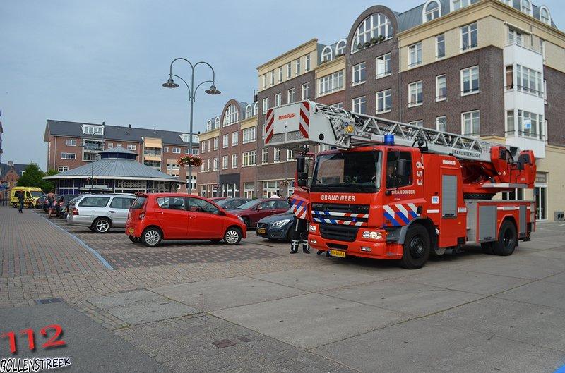 Ass. ambu (Inzet Brw: RV afhijsen) Havenpoort 19 Sassenheim