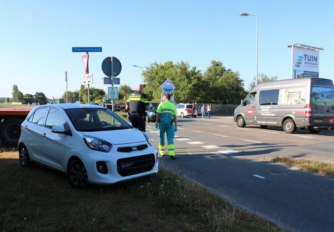 Ongeval Delftweg Noordwijkerhout