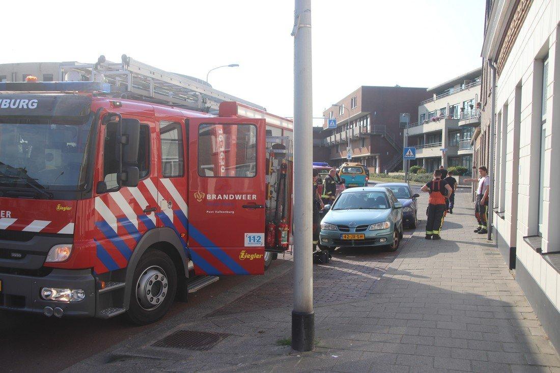 Wateroverlast Tramstraat Katwijk