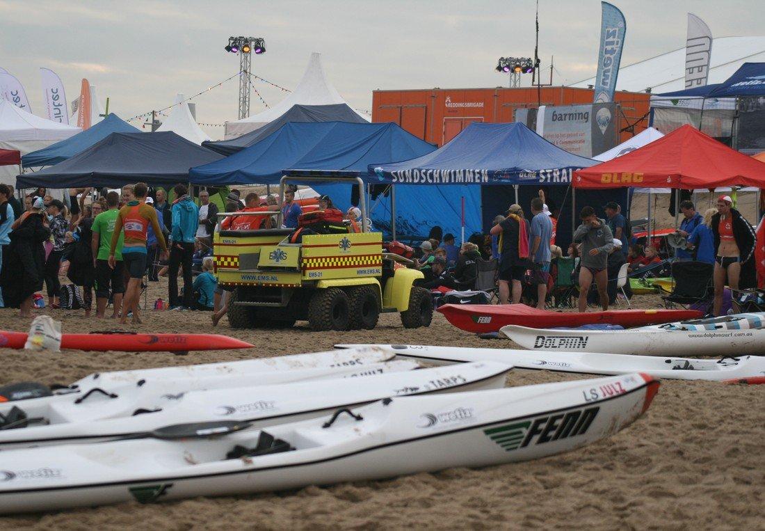 Interclub Teams Open WK Lifesaving 2016 (ochtend)