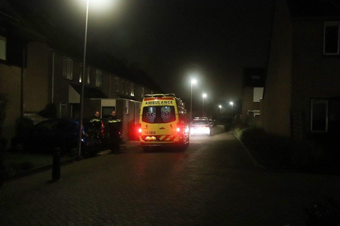 Koolmonoxidemelding Meidoornrode Voorhout