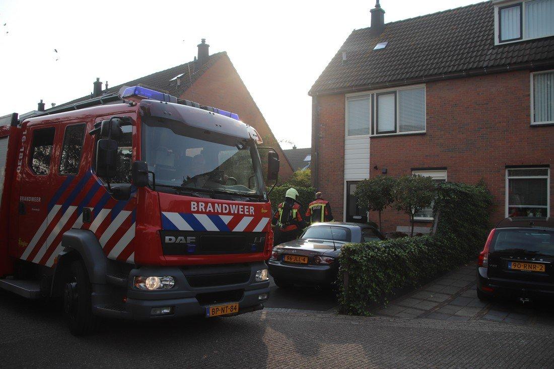 Brandgerucht Spanjaardskrocht Noordwijkerhout