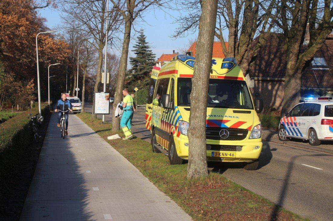 Ongeval Herenweg Warmond