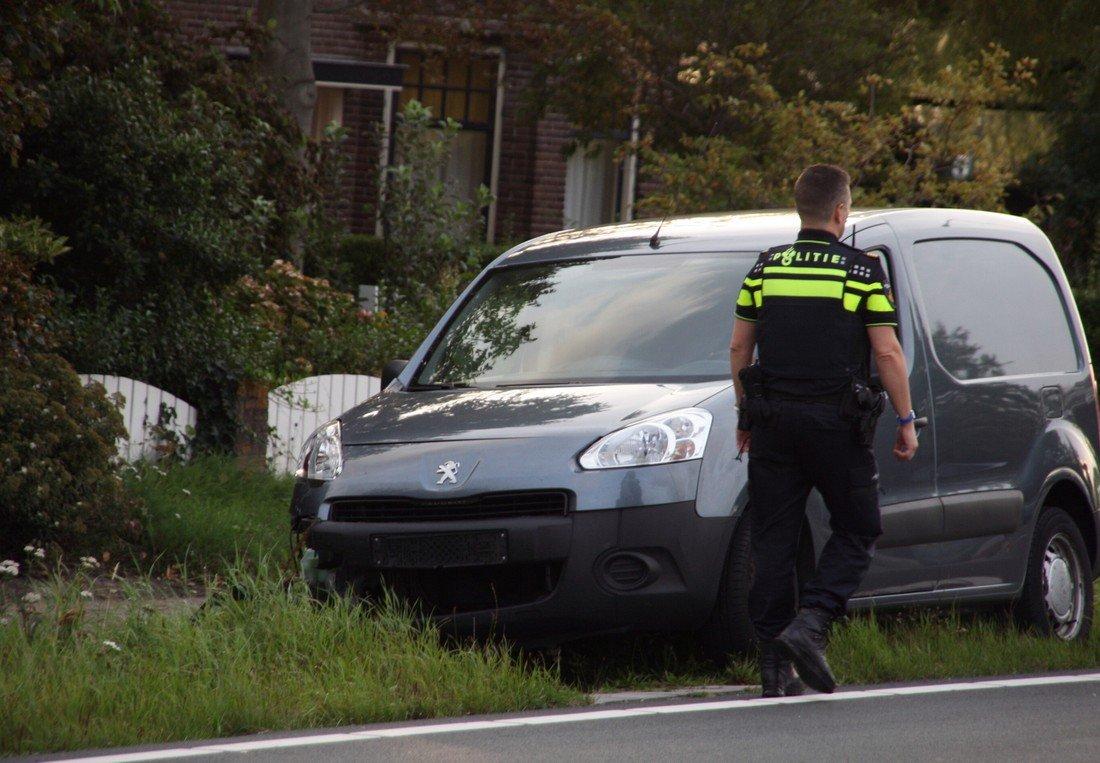Ongeval Teylingerlaan N443 Voorhout
