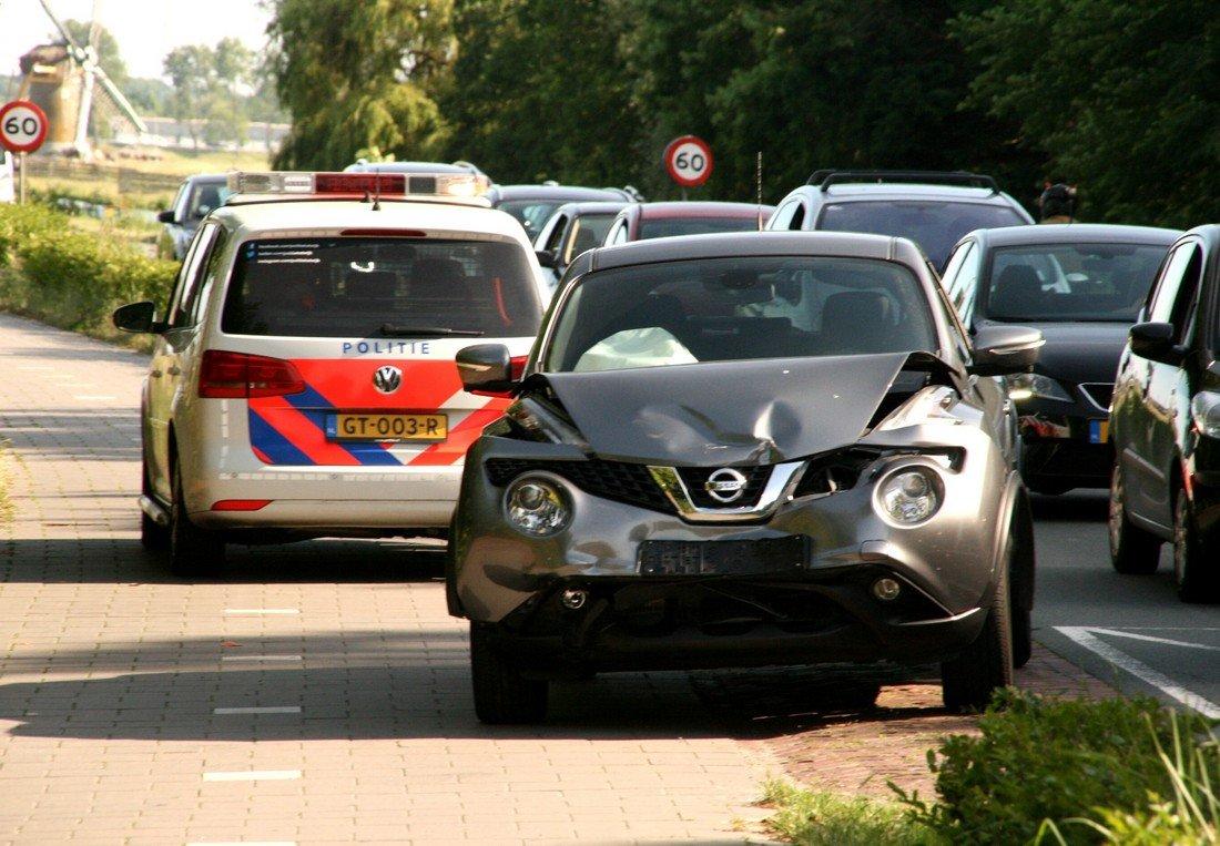Ongeval Leidsevaart Voorhout