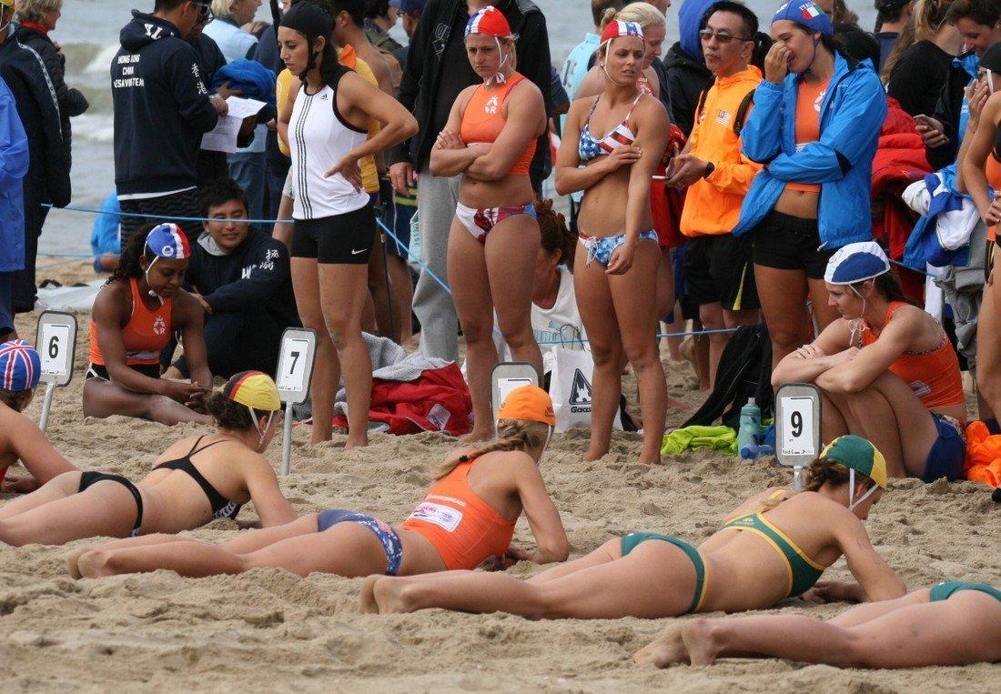 Tweede wedstrijddag heren en dames WK Lifesaving 2016