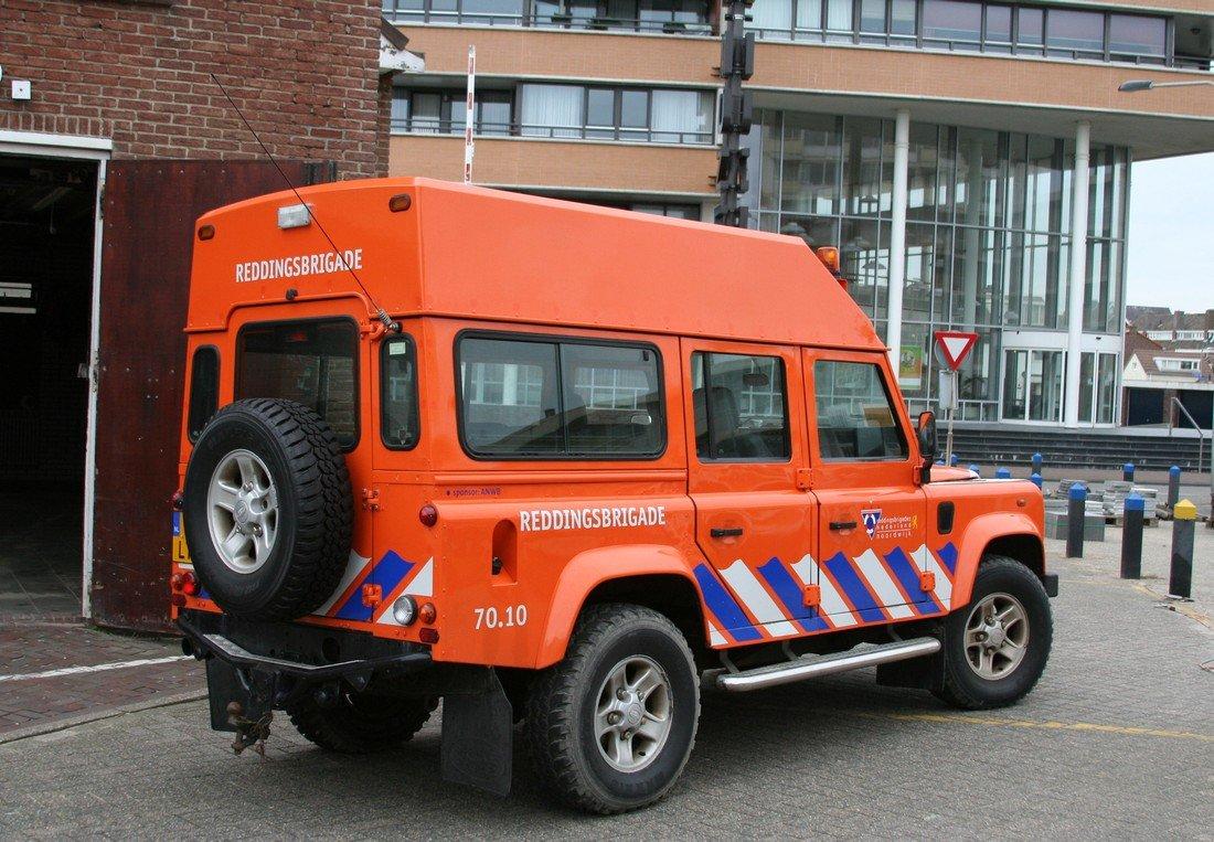 Open dag Reddingsbrigade Noordwijk