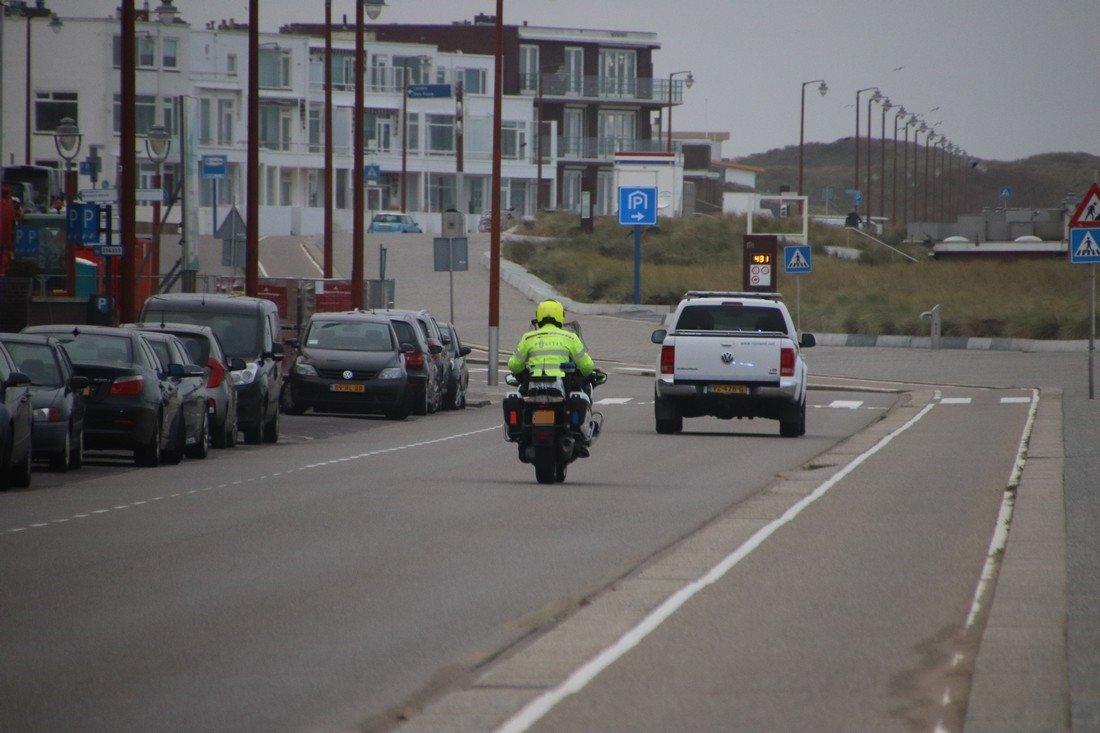 Ongeval Boulevard Katwijk