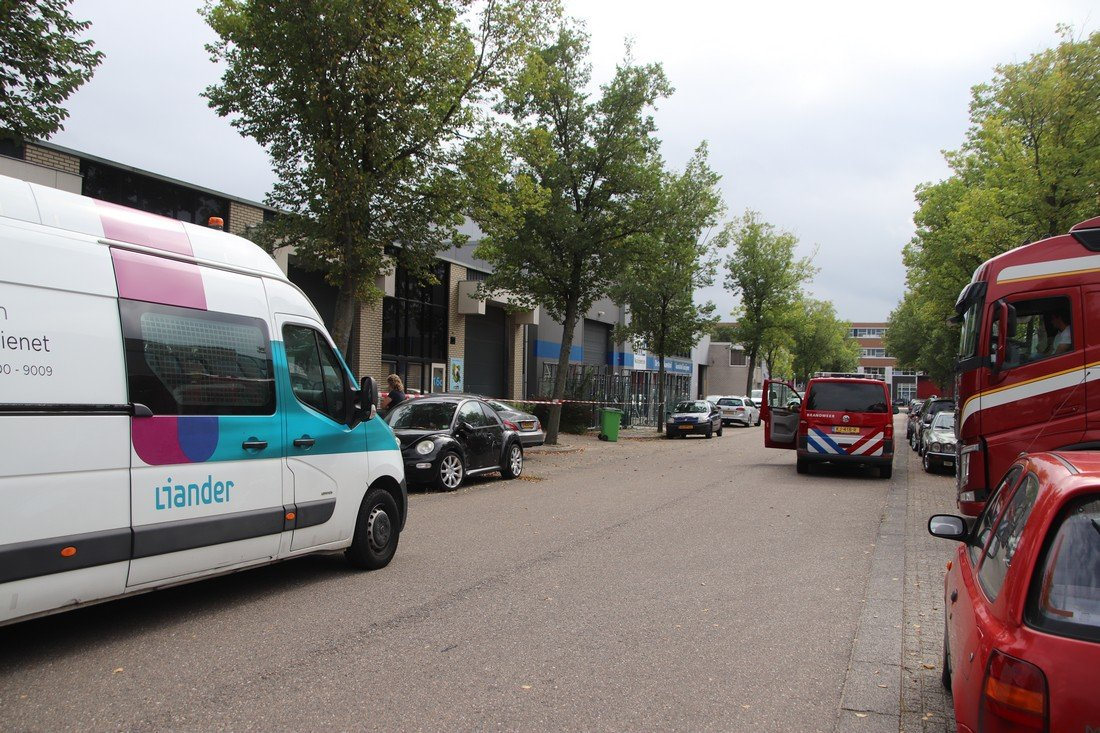 Gaslekkage Taanderstraat Katwijk
