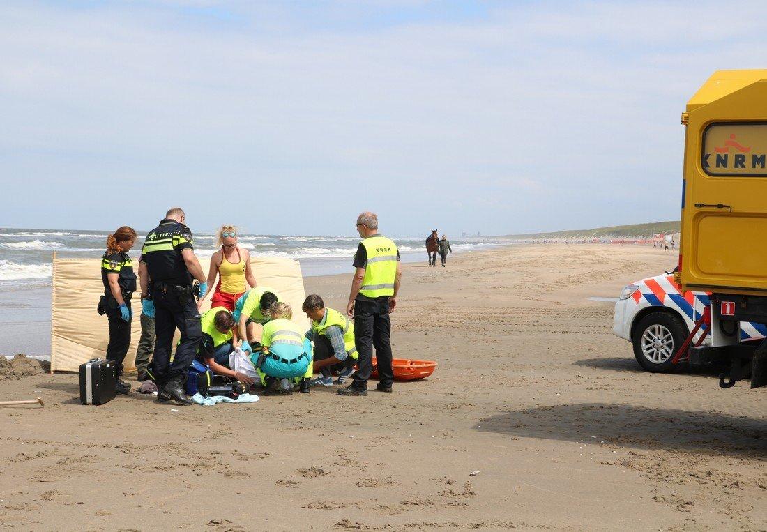 Vrouw valt van paard en raakt gewond Langevelderslag Noordwijk