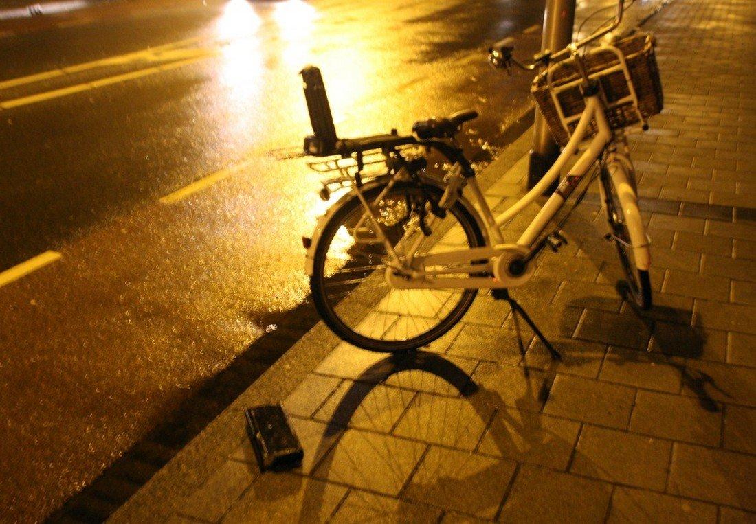 Ongeval Meeuwenlaan Katwijk
