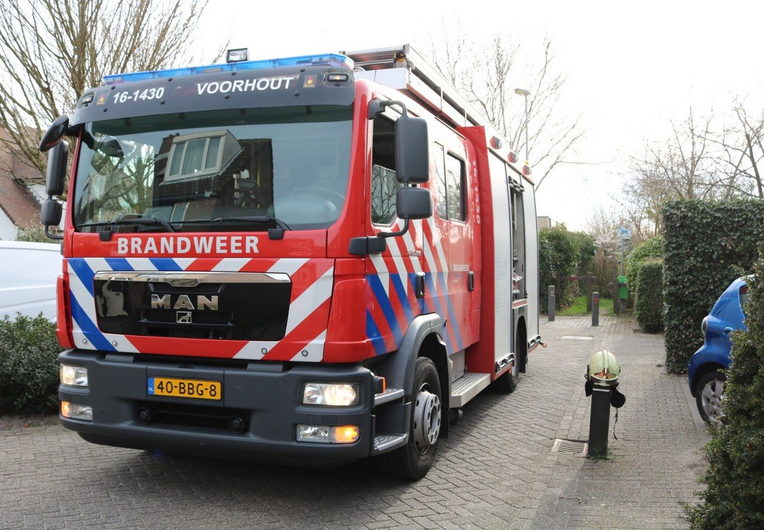 Benzinelucht Voorhout