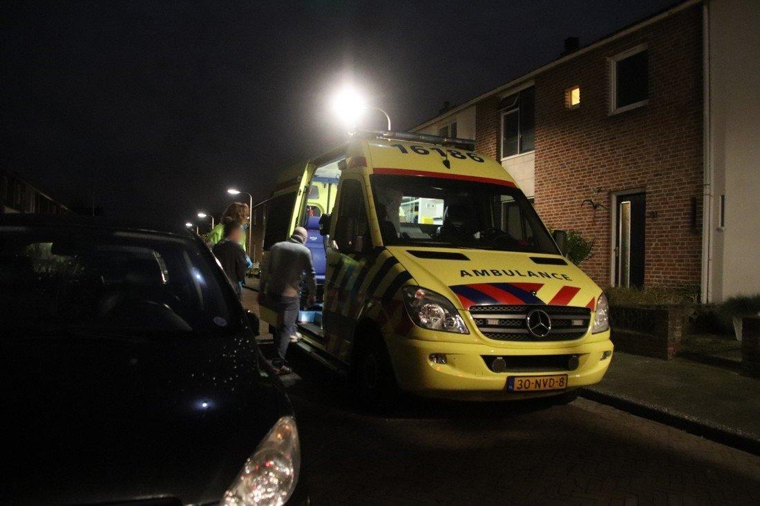 Zomerhuis uitgebrand Henriette Roland Holsstraat Noordwijk