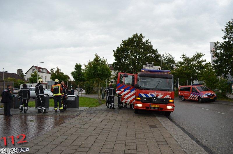 Ongeval in-/uitpandig (bevrijding zwaar) Kerkeland Sassenheim