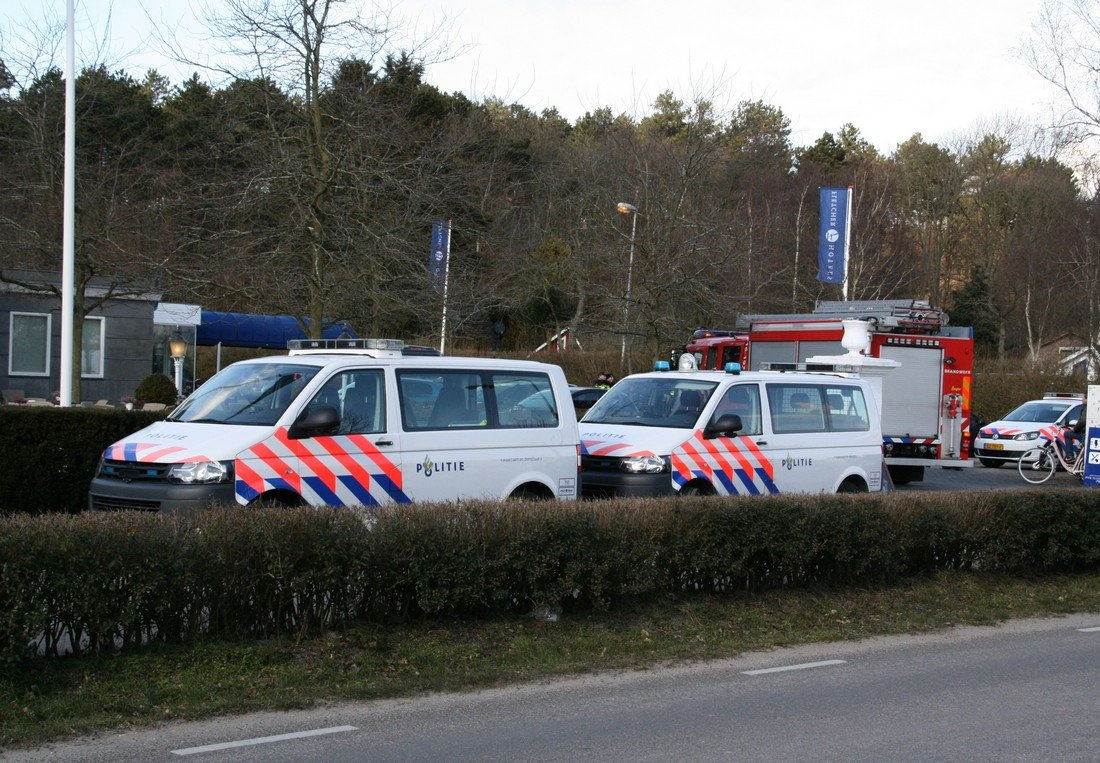 Gasexplosie Duinweg Noordwijk