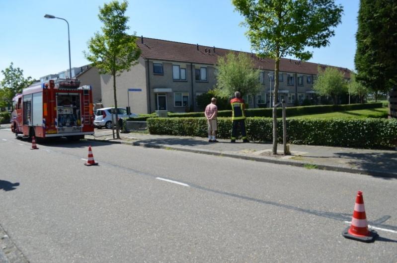 P1 Nacontrole brand (slaapkamer) Evert van Dijkpad 11 Sassenheim