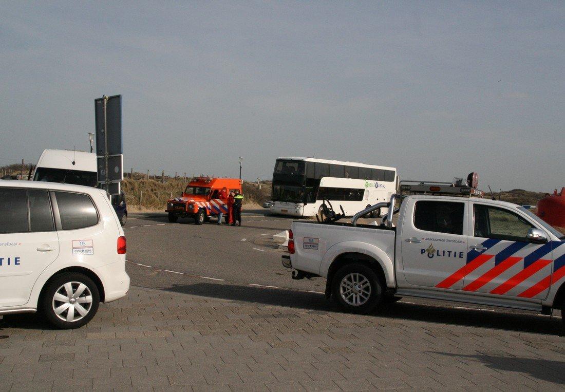 Ongeval fietspad Langevelderslag Noordwijk