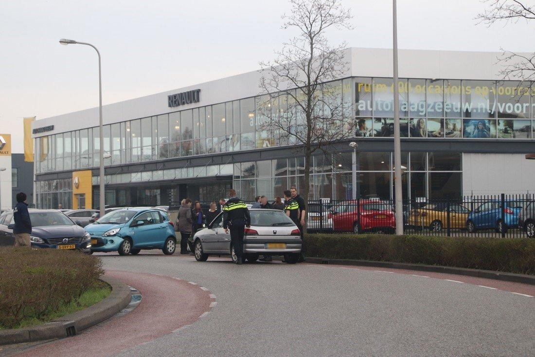 Ongeval Keyserwey Noordwijk