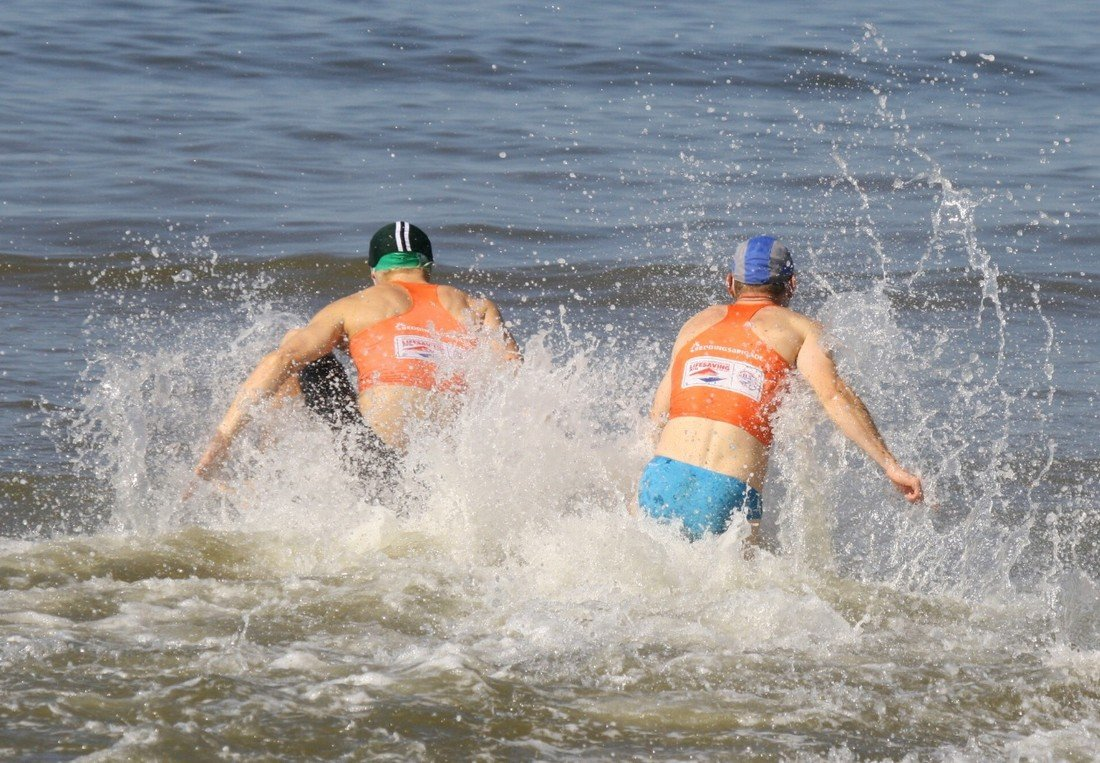Interclub Teams Open WK Lifesaving 2016 (middag)