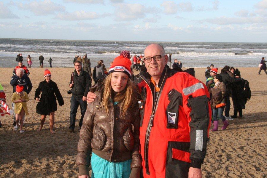 Nieuwjaarsduik Noordwijk