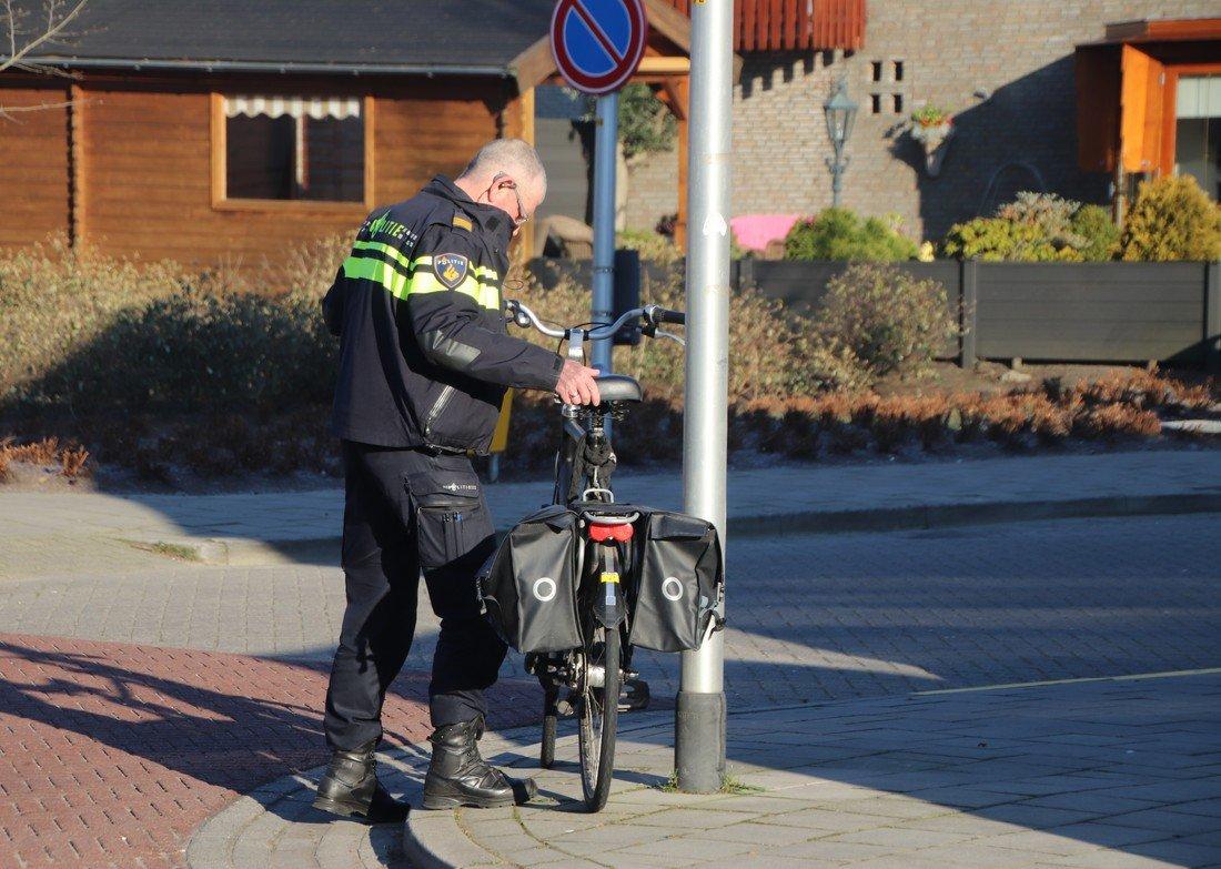 Ongeval Brouwerstraat Rijnsburg