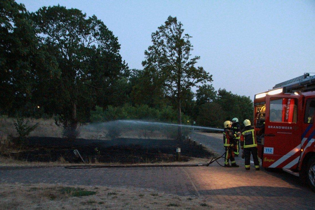 Buitenbrand Anemoonweg Noordwijkerhout