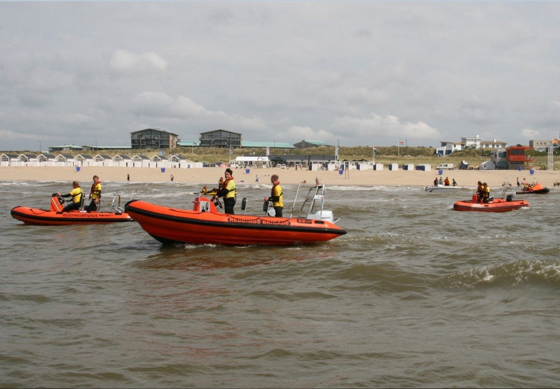 SAR Katwijk ook dit jaar weer een groot spektakel
