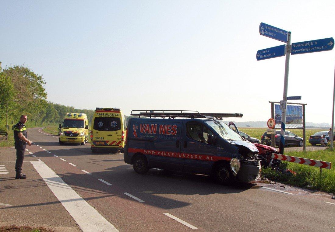 Ongeval Vogelaarsdreef Noordwijk