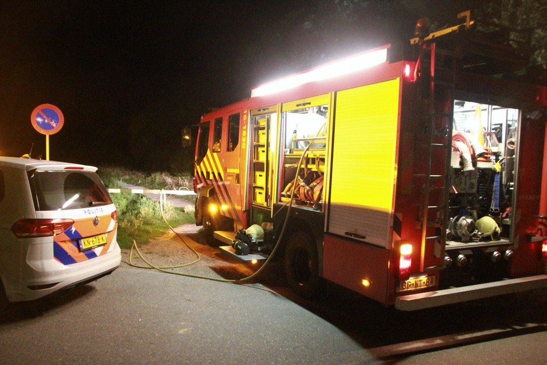 Duinbrand thv Het Laantje Noordwijk