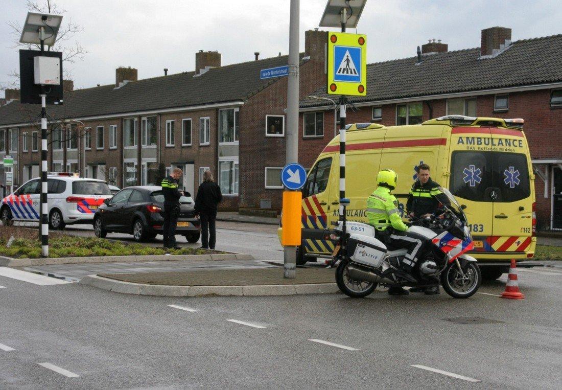 Ongeval van de Mortelstraat Noordwijk