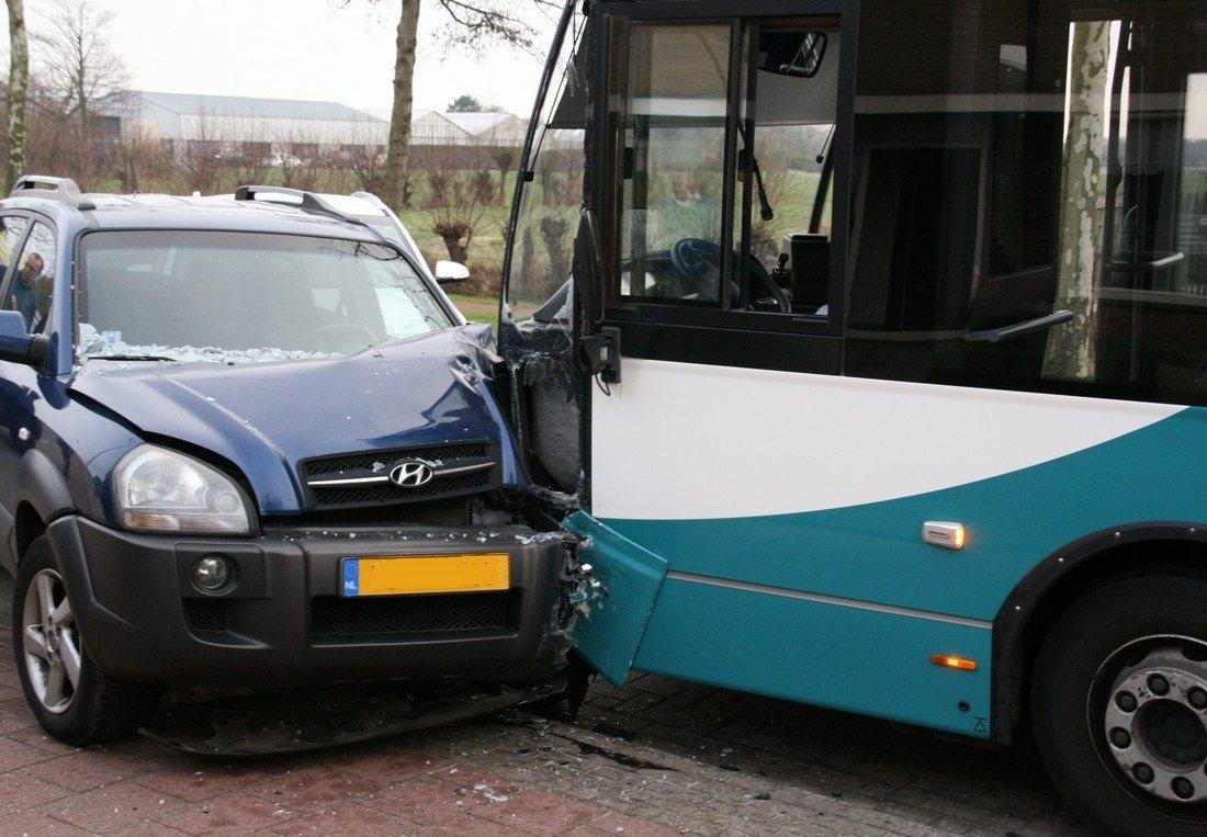 Ongeval Maandagswetering Noordwijkerhout