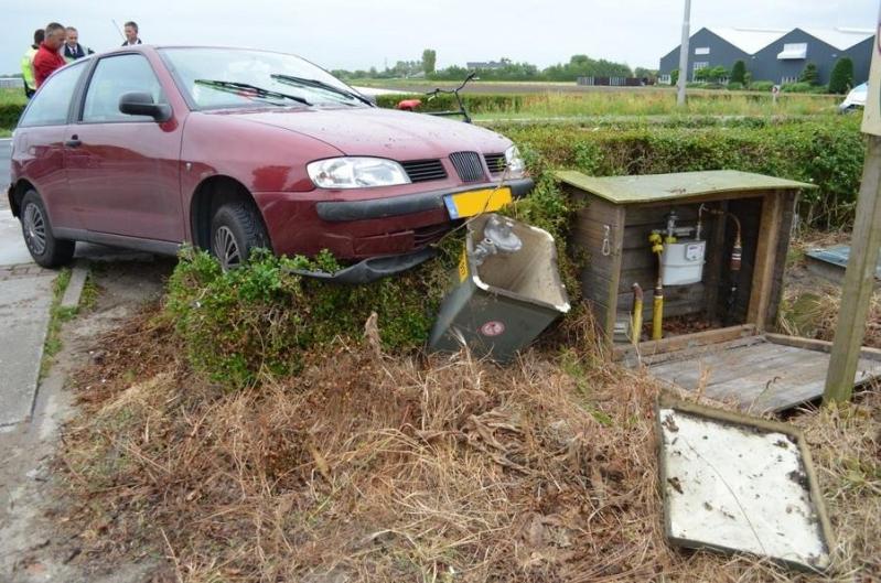 P1 Ongeval materieel ( lekkage gasontsnapping) Jacoba van Beierenweg Voorhout