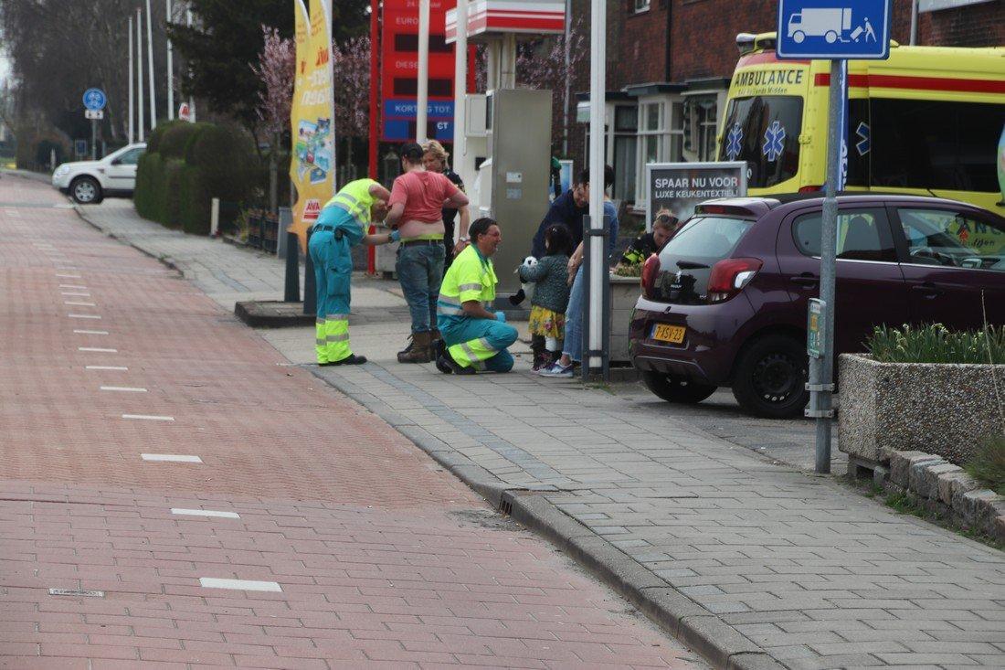 Ongeval Heereweg Lisse